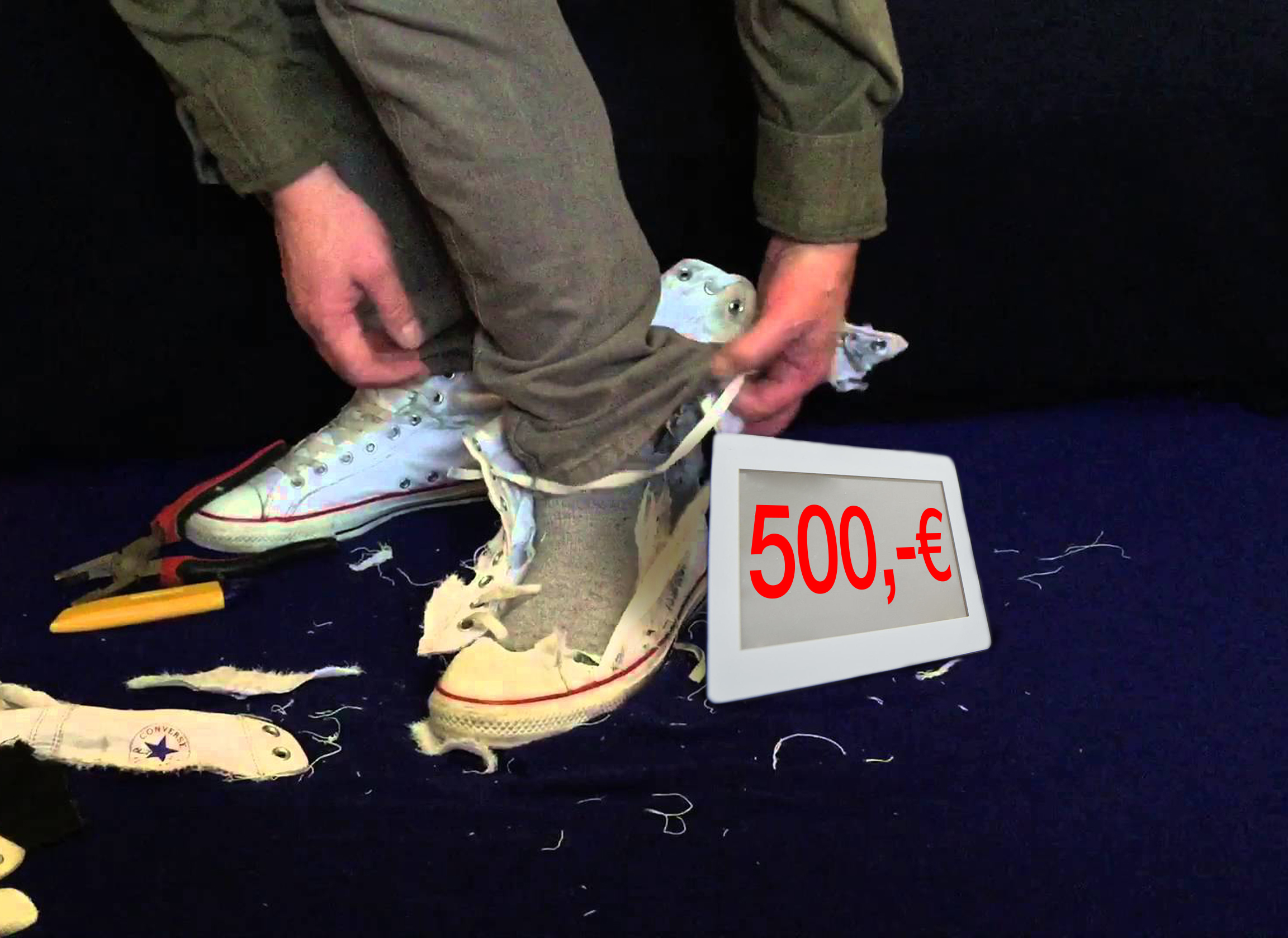 Kaputte Schuhe F 252 R 500 Kaufen Styleninja Sneakerblog