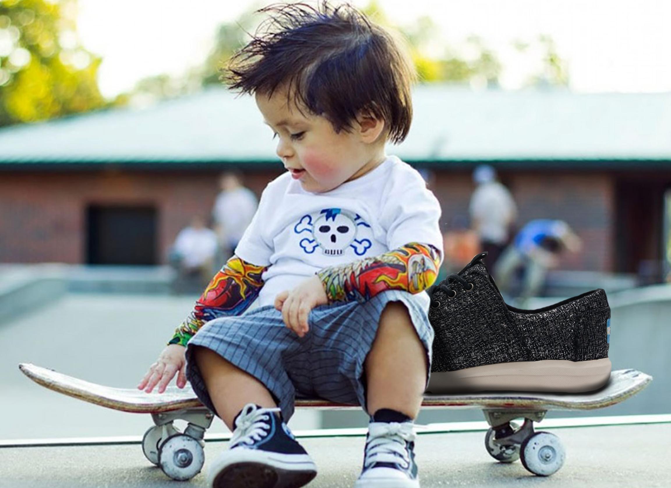 zu jung für ein Sneakerhead Dasein