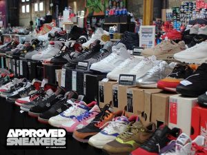 Sneakermesse Approved Sneakers Amsterdam Stand1
