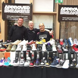 Sneakermesse Approved Amsterdam Sneakers